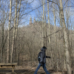 Ice Age Trail at Holy Hill