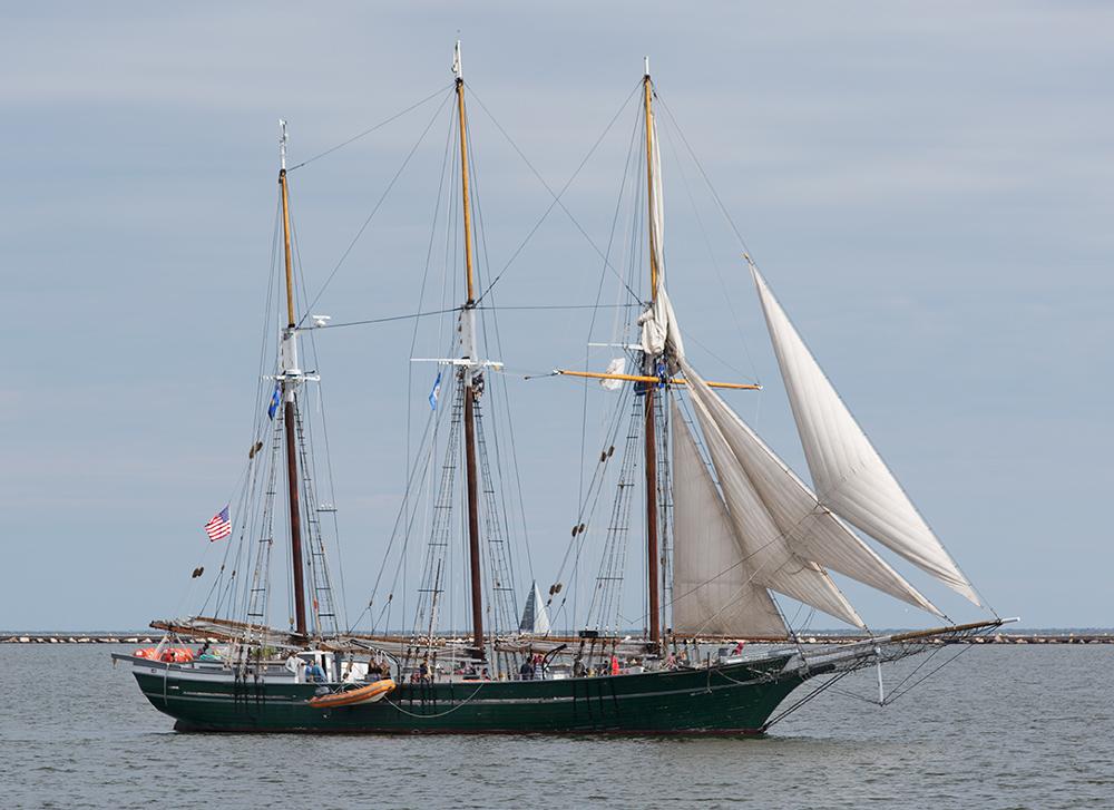 schooner Denis Sullivan