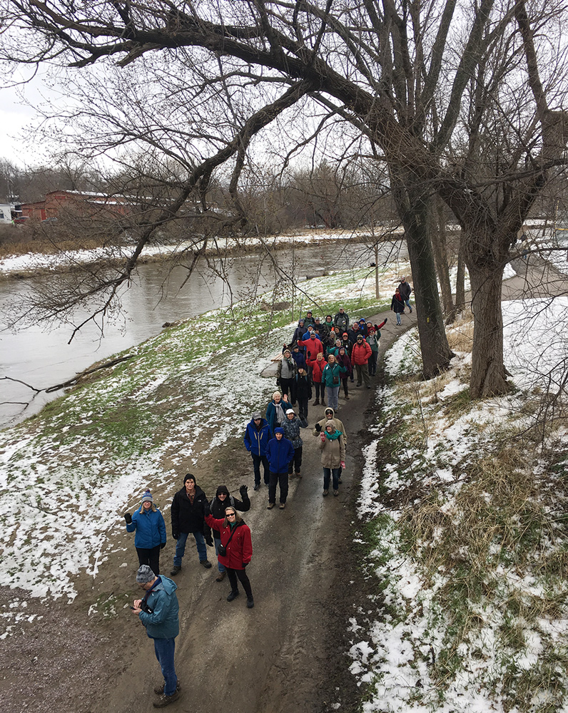 Ice Age and Baraboo River Trail
