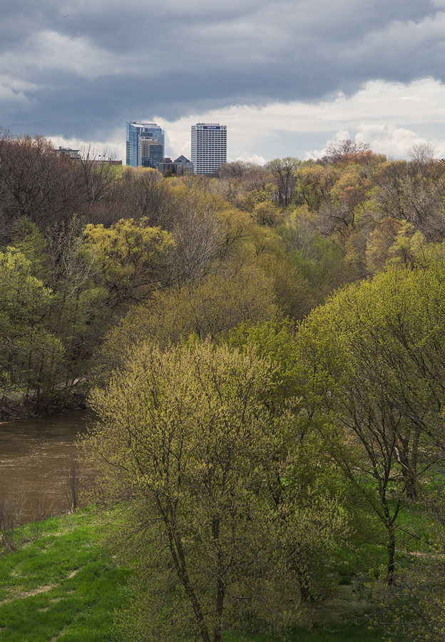 Milwaukee River Greenway.