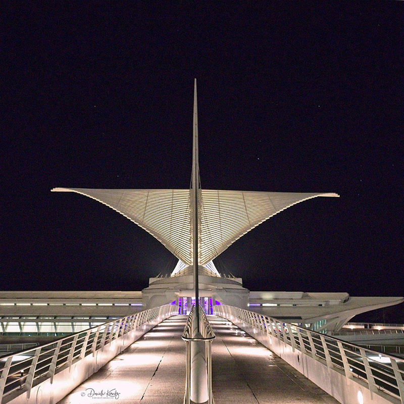 Milwaukee Art Museum - Calatrava.