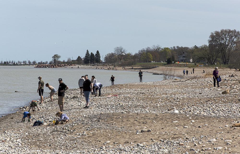 Alford Park Beach, Kenosha