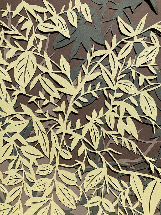 Leaves Flourishing