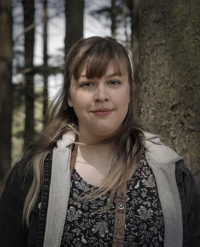 Danielle Pahlisch in pine grove