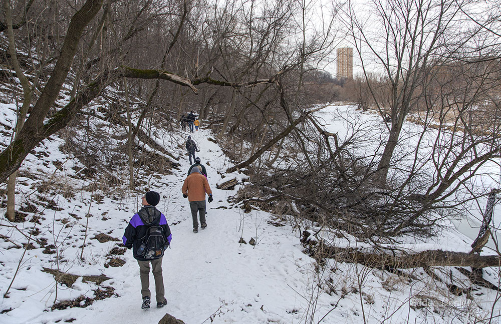 The West Bank Trail