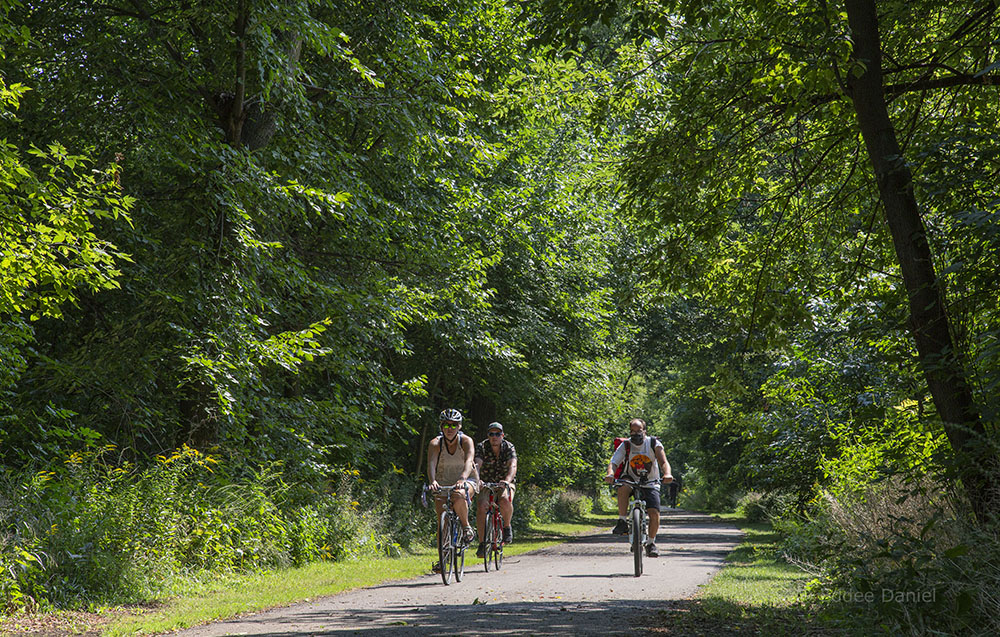 Beerline Trail, Gordon Park, Milwaukee