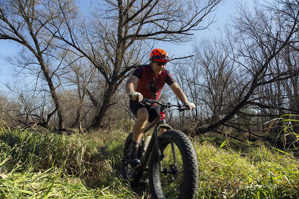 Oak Hill Mountain Bike Trail, Menomonee River Parkway, Wauwatosa