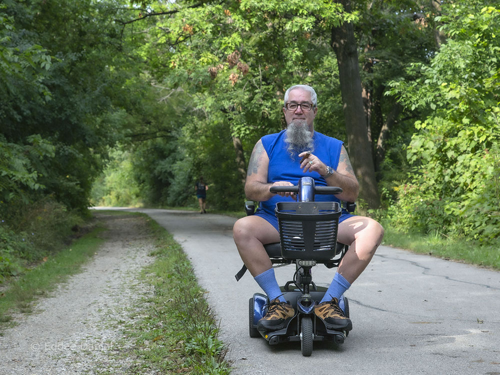 Oak Leaf Trail, Hubbard Park, Shorewood