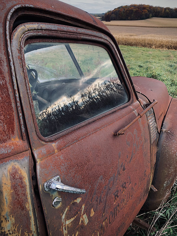 Koepke Farm Truck