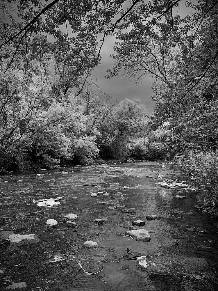 Stormy River