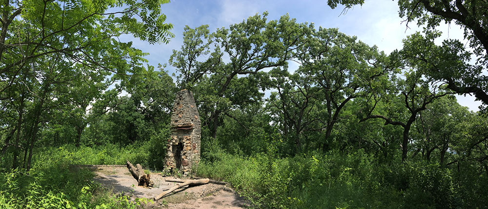 Genesee Oak Opening and Fen State Natural Area, Waukesha County
